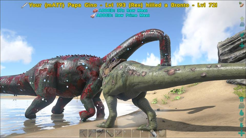 gamer s intuition game reviews ark survival evolved