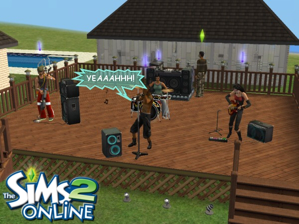 sims 2 online