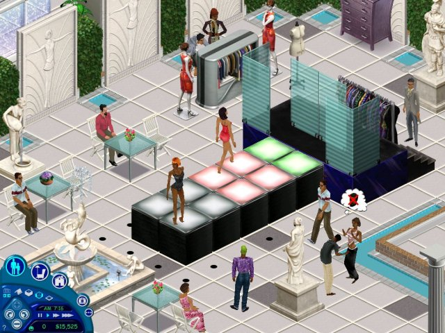 Gamer S Intuition Game Reviews The Sims Superstar