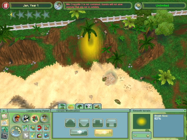 GAMER'S INTUITION - Game reviews - Zoo Tycoon 2