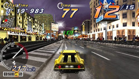 GAMER'S INTUITION - Game reviews - OutRun 2006: Coast 2 Coast