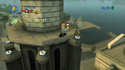 GAMER'S INTUITION - Game reviews - LEGO City Undercover